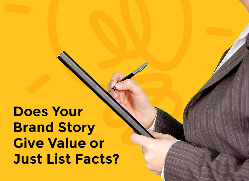 calgary seo services | Does Your Brand Story Give Value or Just List Facts?